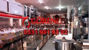 Endüstriyel Mutfak – Hazırlık Ekipmanları